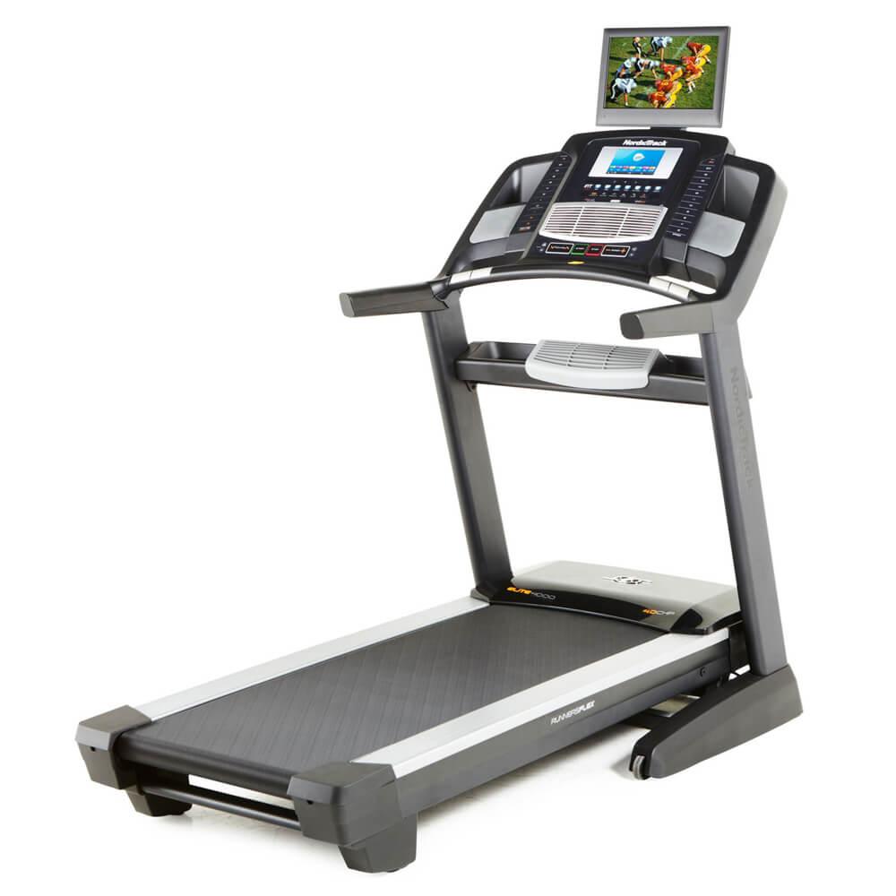 купить беговую дорожку NordicTrack Elite 4000