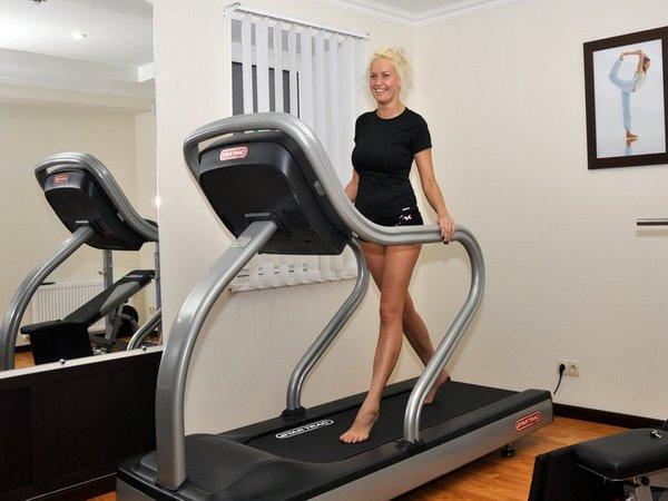 Эффективные тренировки на беговой дорожке