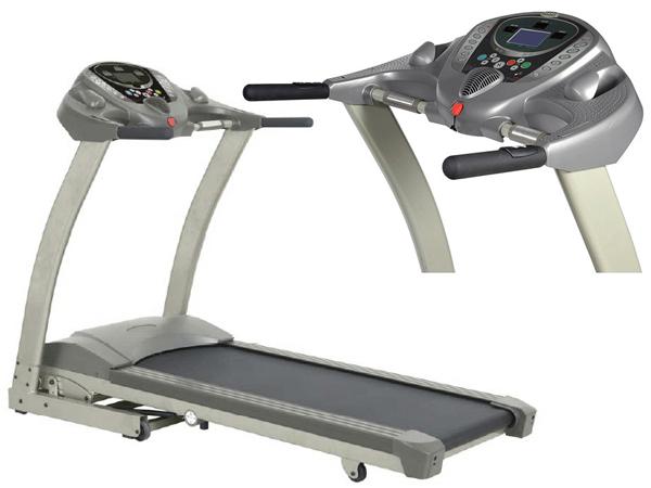 Эффективность беговой дорожки Torneo Correra T750